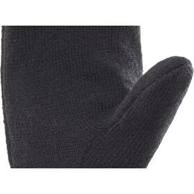 Woolpower 400 Vingerloze Fietshandschoenen, black